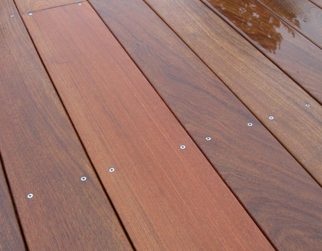 Deck De Ipe Timberfloors
